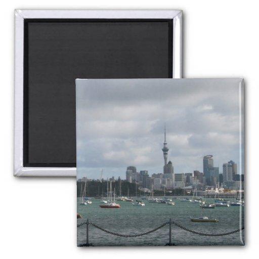 Auckland, imán de Nueva Zelanda