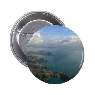 Auckland New Zealand Button