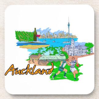 Auckland - New Zealand Coasters