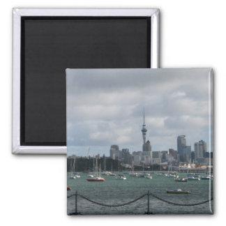 Auckland New Zealand Magnet