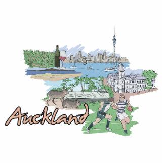 Auckland - Nueva Zelanda .png Escultura Fotografica