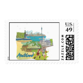 Auckland Stamps
