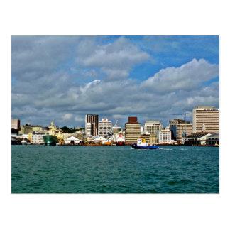 Auckland Postcard