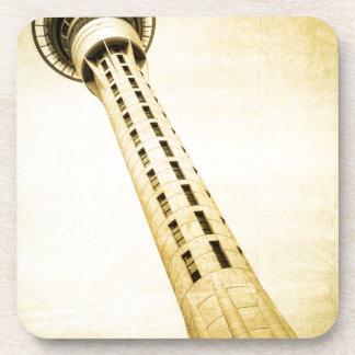 Auckland Sky Tower Beverage Coaster