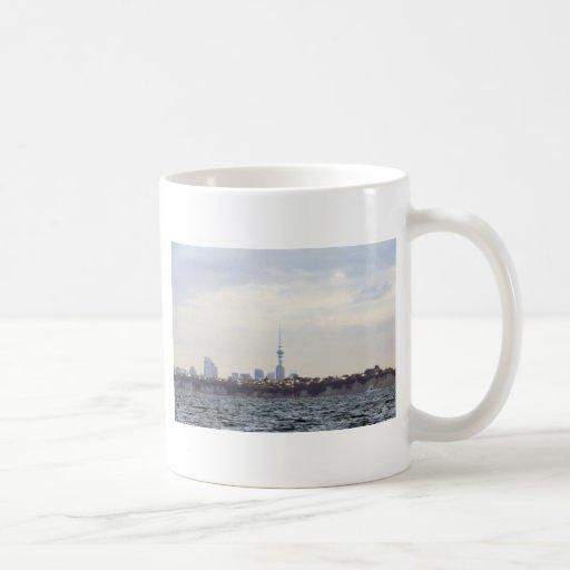 Auckland Skyline Coffee Mug