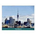 Auckland Skyline Postcards