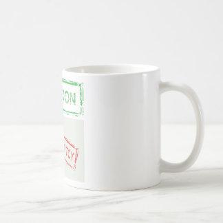 Auction Bankruptcy Coffee Mug