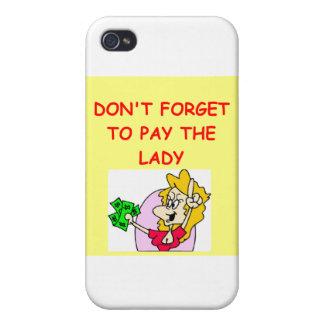 auction joke iPhone 4/4S cases