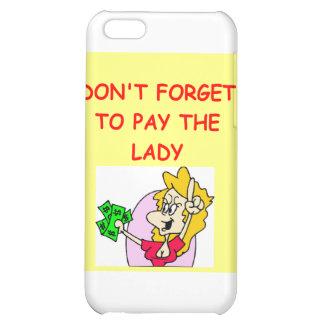 auction joke iPhone 5C cover