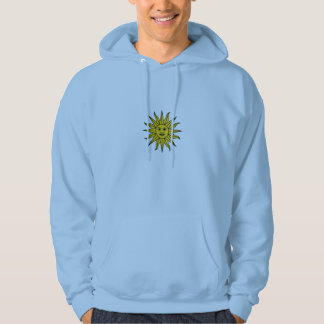 Auction There Sudamerica Hooded Pullover