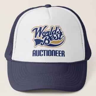 Auctioneer Gift Trucker Hat