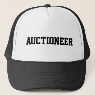 AUCTIONEER Hat