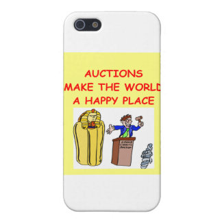 auctions cover for iPhone 5