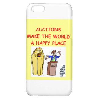 auctions iPhone 5C case