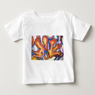 Audacious Flower Corolla (abstract flower ) Baby T-Shirt