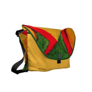 AudArrt Rickshaw Messenger Bag - Celebrity