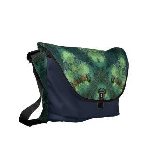 AudArrt Rickshaw Messenger Bag - Tony's Aquarium