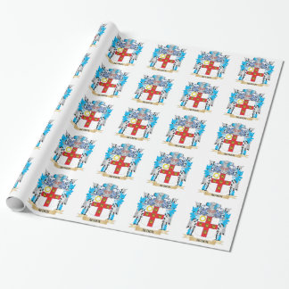 Auden Coat Of Arms Gift Wrapping Paper