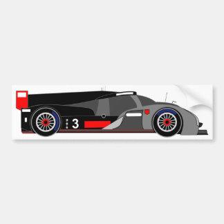 Audi R18 TDI Car Bumper Sticker