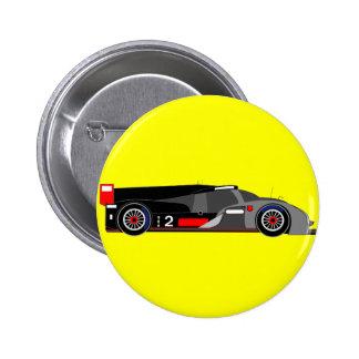 Audi R18 TDI Pinback Button
