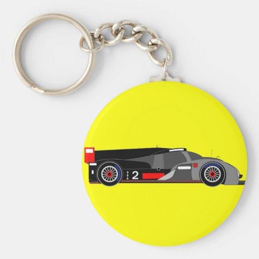 Audi R18 TDI Key Chain