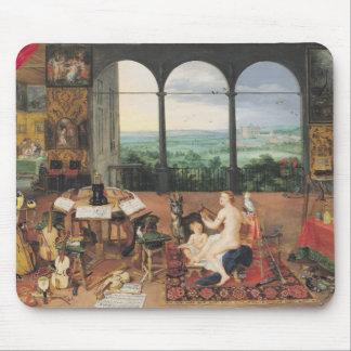 Audición, 1617 alfombrilla de raton