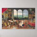 Audición, 1617 poster