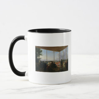 Audience Given in Constantinople Mug
