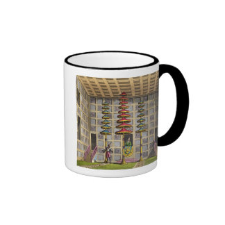 Audience Hall, Cochin China, plate 88 from 'Le Cos Ringer Coffee Mug