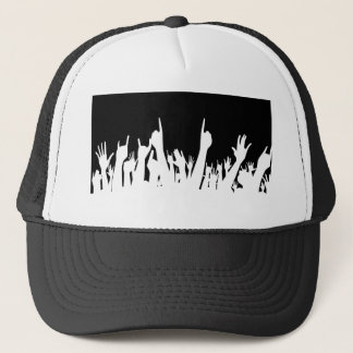 Audience Poster Background Trucker Hat