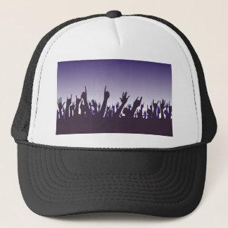 Audience Reaction Trucker Hat