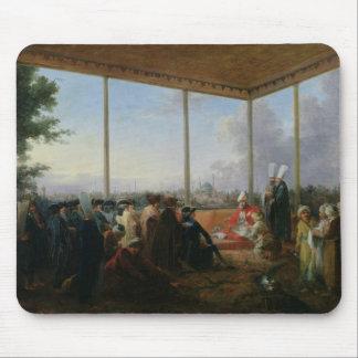 Audiencia dada en Constantinopla Alfombrillas De Raton