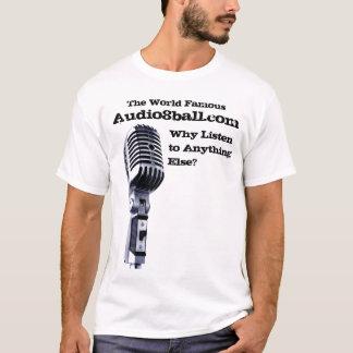 Audio8ball.com Mic Shirt