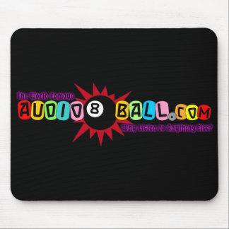 Audio8ball.com Mousepad