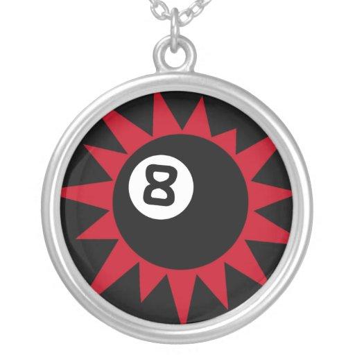 Audio8ball.com Necklace