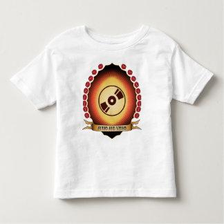 Audio and Video Mandorla Toddler T-shirt