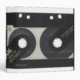 Audio Cassette Binders