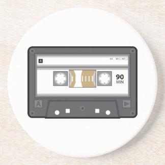Audio Cassette Coaster
