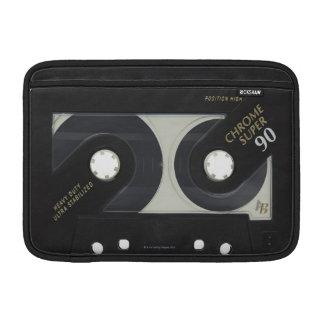 Audio Cassette MacBook Sleeve
