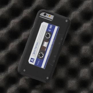 Audio Cassette Mix Tape Tough iPhone 6 Case