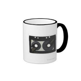 Audio Cassette Ringer Coffee Mug