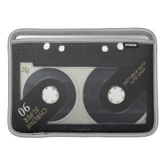 Audio Cassette Sleeve For MacBook Air