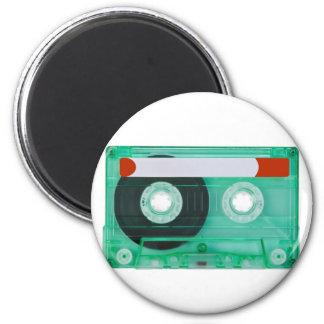 audio compact cassette magnet