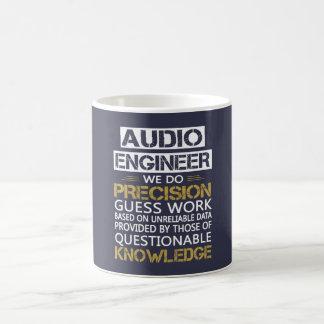 AUDIO ENGINEER COFFEE MUG