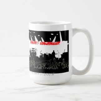 Audio Engineer Coffee Mugs