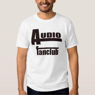 audio fanclub t-shirt