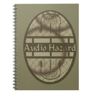 Audio Hazard Notebook