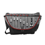 Audio Mixer Messenger Bag