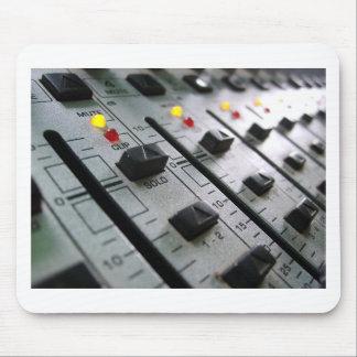Audio Mixer Mouse Pad