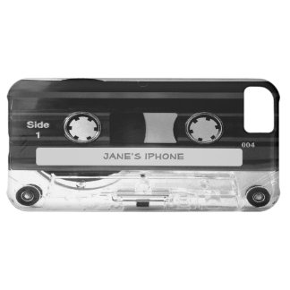 Audio Music Cassette Tape iPhone 5C Case